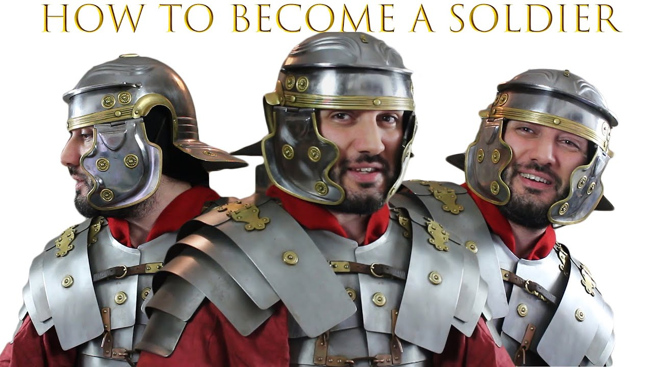 How Were Roman Soldiers Recruited? Requirements To Join The Army