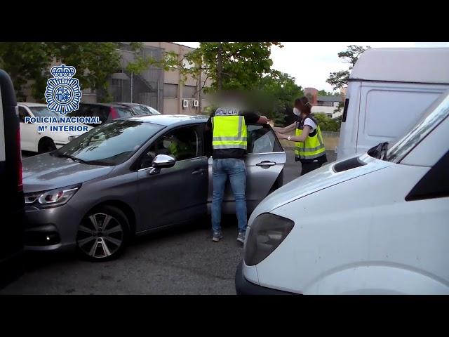 """La Policía Nacional desarticula el """"capítulo"""" de DDP's en Torrejón de Ardoz y detiene a tres integrantes de los Trinitarios"""