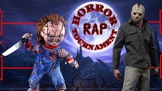 Chucky vs Jason. Horror Rap Tournament. 1 4 финала. 2 из 8