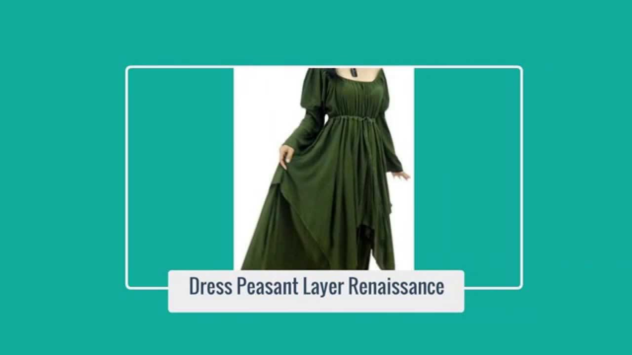 Medieval costumes for women medieval renaissance dresses youtube medieval costumes for women medieval renaissance dresses solutioingenieria Choice Image