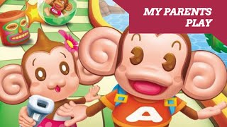 My Parents Play - Super Monkey Ball: Step and Roll