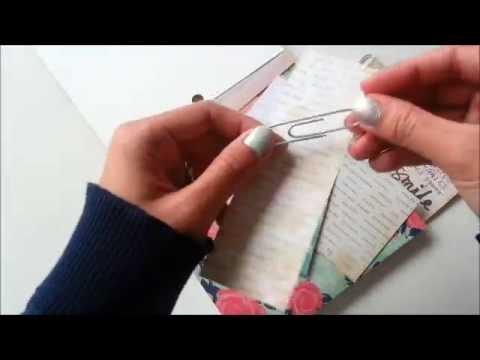 DIYDecorative Paper ClipsYouTube