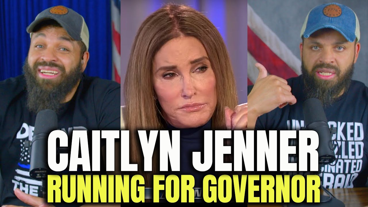 Caitlyn Jenner Running For Governor