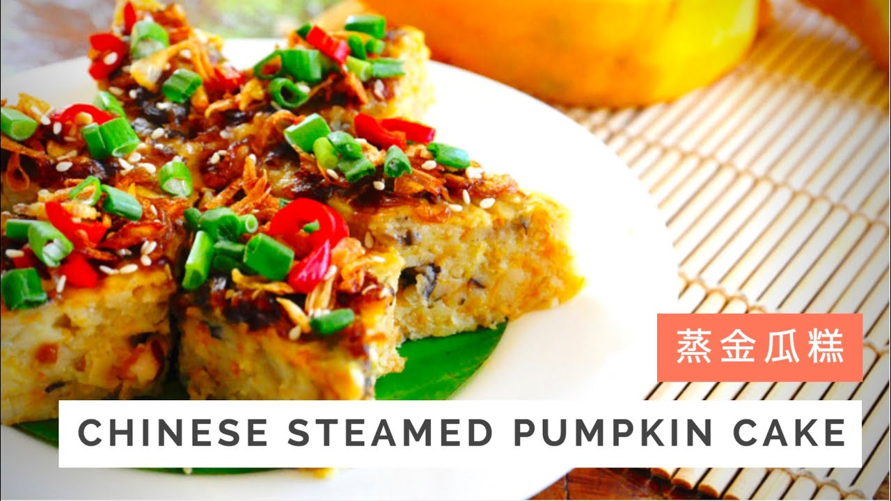 Chinese Food Cake