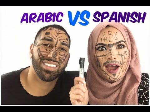 Arabic vs Spanish | The Language Challenge