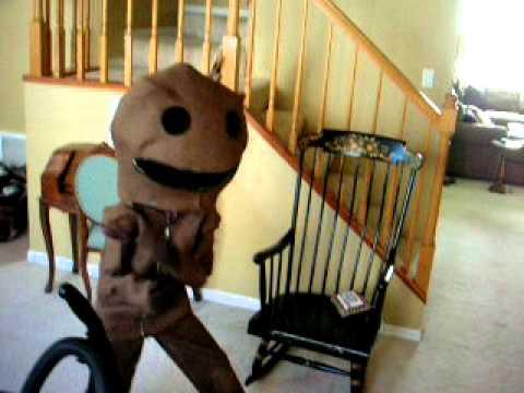 YouTube Premium & Little Big Planet - Sackboy Halloween Costume - YouTube