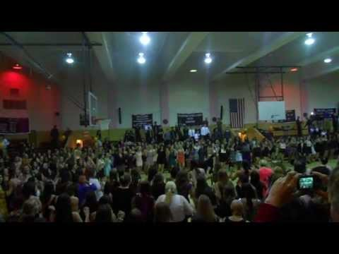 Little Flower Catholic High School for Girls- Alma Mater ♥ (Harvest Dance 2012)