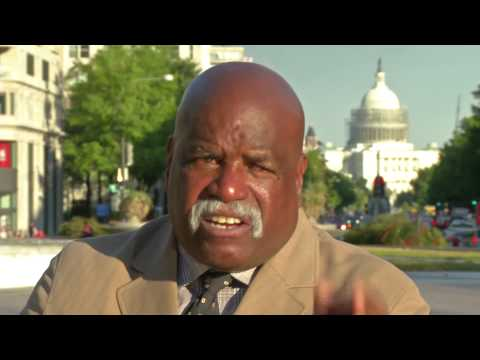 Interviews from Washington DC - African Americans and US Racism