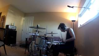 Скачать Blind Witness All Alone Drum Cover Graham Scanlon