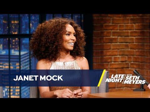 Janet Mock's Big Break Was a Playboy Internship