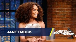 Janet Mock's Big Break Was a Playboy Internship