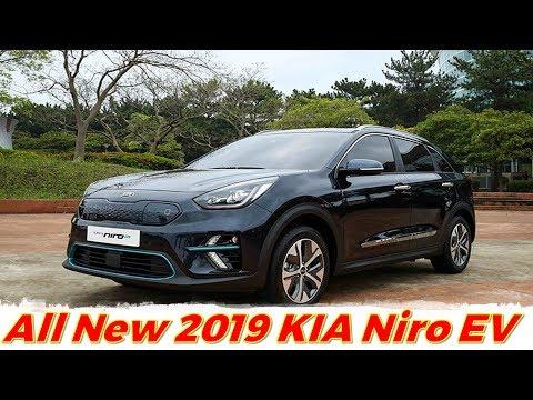all new  kia niro EV | All electric SUV