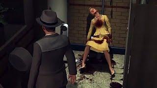 L.A Noire - Phần 13: VŨNG MÁU TRONG NHÀ VỆ SINH !!!