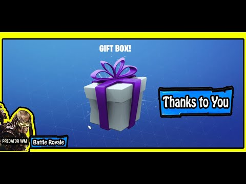 OMG I got a gifted emote by ( gulzee2001 ) / Thank you