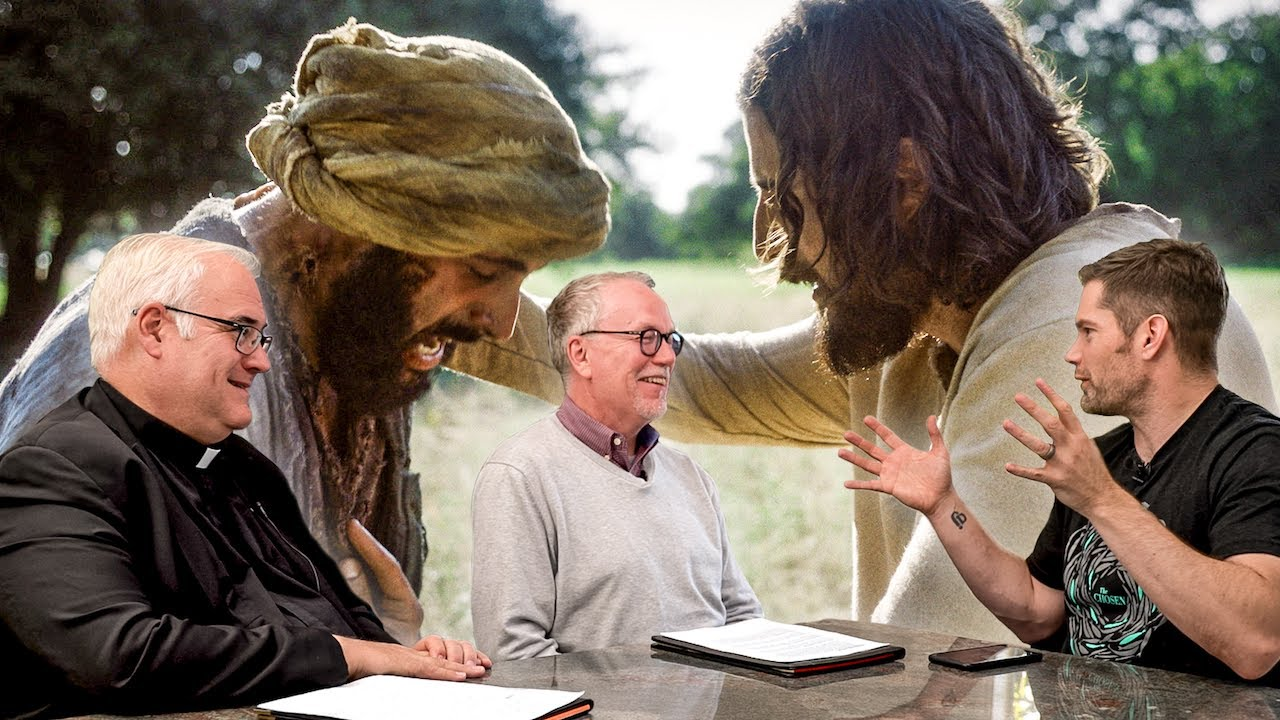 Download Jesus, contagions, sinners… and Kanye West? - The Chosen Biblical roundtables