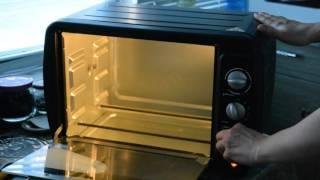 Электрическая печь MAGIO MG-250BL