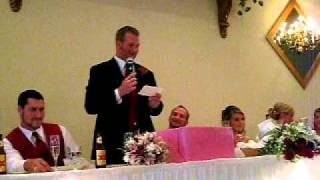 Twin Best Man Speech