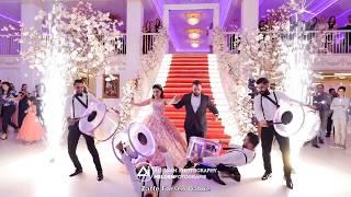 AWESOME AFGHAN WEDDING WITH LEBANESE ZAFFE FORSEN DABKE - 1 -