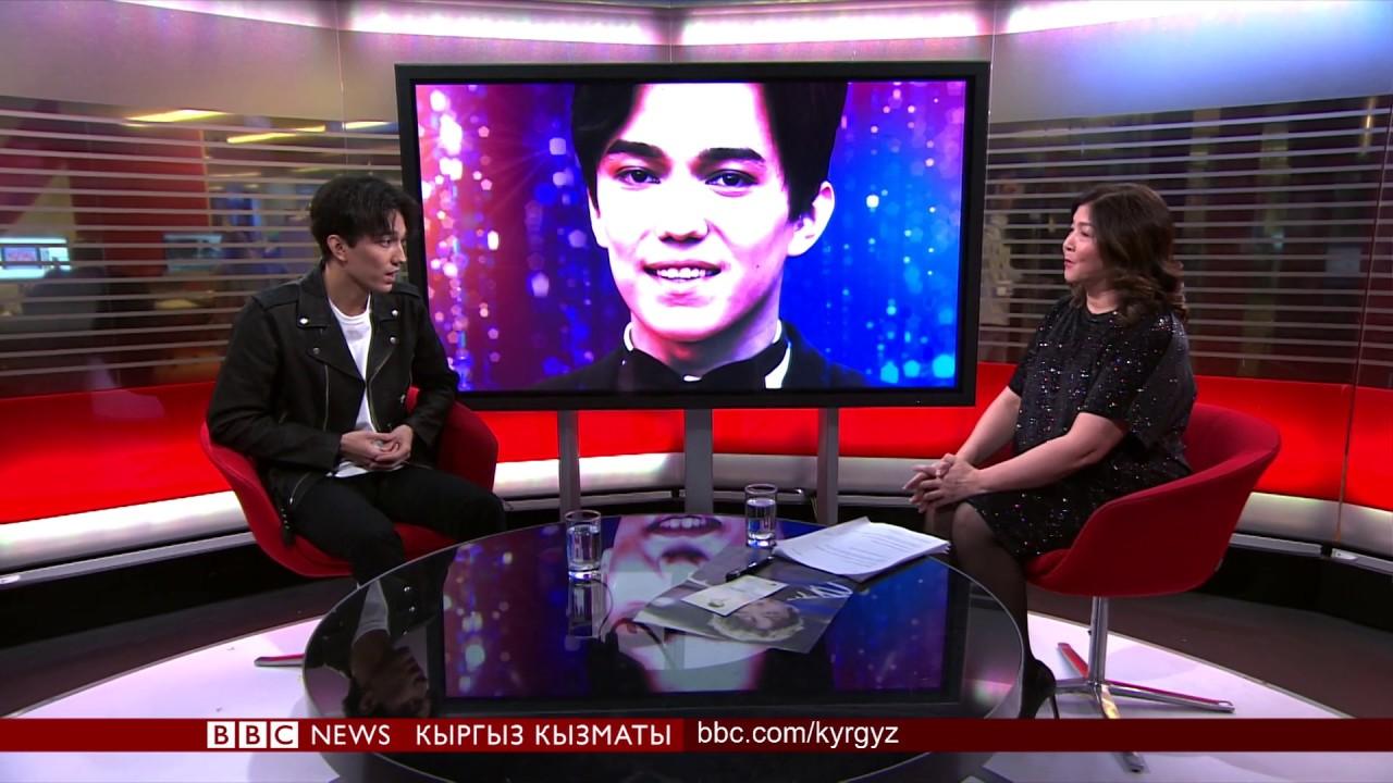 BBC NEWS: Dimash KUDAIBERGEN