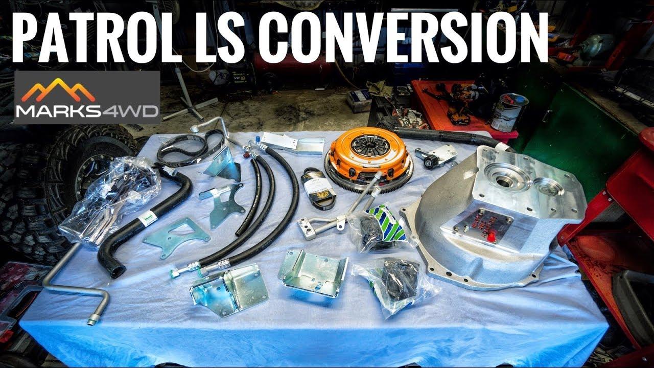 Marks 4WD Adaptors Unboxing