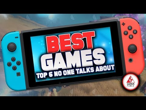 Best 2018 Switch Games No One Really Talks About  