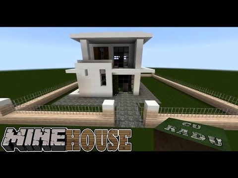 Cum sa faci casa moderna in minecraft doovi for Casa moderna gta sa