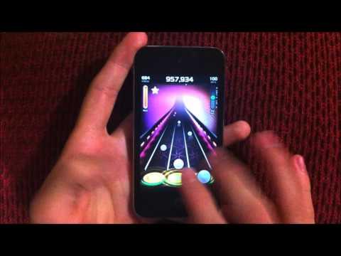 Levels by Avicii - Tap Tap Revenge 4 - 100% FC HD