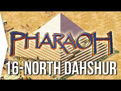 Pharaoh ► Mission 16 North Dahshur - [1080p Widescreen] - Let's Play Game