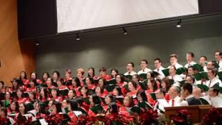 Giáng Sinh 2016 - Đêm Yêu Thương - Liên Ca Đoàn Thánh Linh Fountain Valley