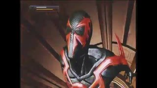 Spider-Man: Edge of Time Xbox 360 Parts 28-35