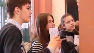 Урок-квест в Музее литературы Серебряного века