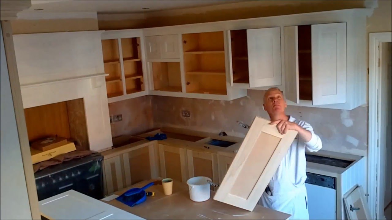High Quality Full Length Kitchen Installation   YouTube