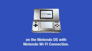 Cartoon-Network Adult Swim-Nintendo DS WiFi