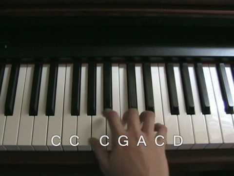 [Piano Tutorial] SHINee - JoJo