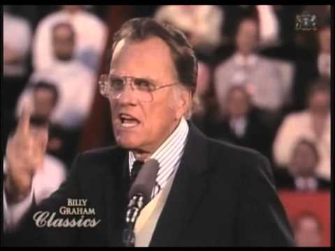 Billy Graham - Will our world end?