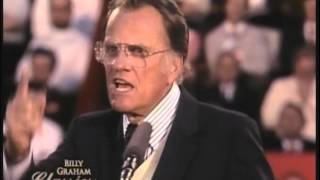 Will our world end? - Billy Graham