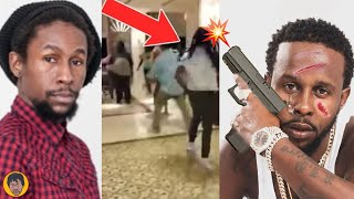 Popcaan Go Over Jahcure House Go f!GHT Over Girl