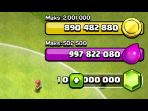 Clash Of Clans Hack - Hile
