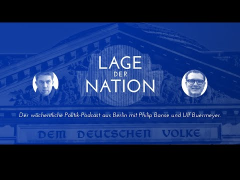 LdN168 SPD-Bundesparteitag, Pisa-Test, Gemeinnützigkeit, Tiergarten-Mord, NATO-Gipfel, UBA-Stu...