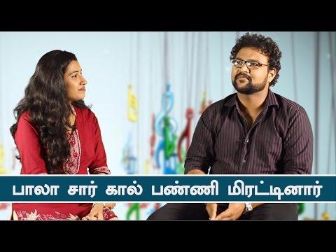 'Super Singer' TO 'Cinema Singer' - Sathya Prakash
