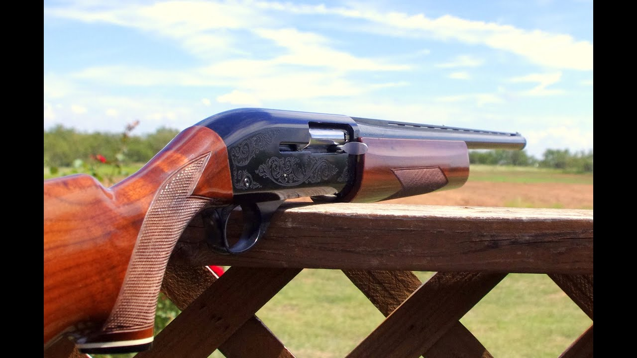 How To Fix Smith Wesson Model 1000 Shotgun Misfire Problem Youtube