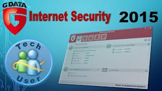 G Data Internet Security 2015 Review (Techie vs. User)