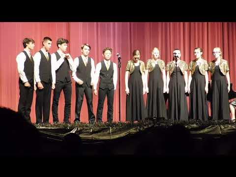 2018 End of Year Choir Concert- 7th&8th Grade- California Trail Middle School