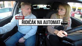 TÁMHLE JSI NAKOUŘILA AUTO | ŘIDIČÁK NA AUTOMAT | JAK NA AUTOŠKOLU