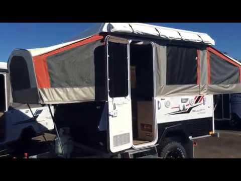 2018 Jayco Swift Outback Camper Watsons Carvans Port