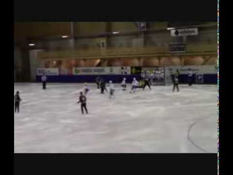 Women`s World Cup Edsbyn HT Bandy-Record