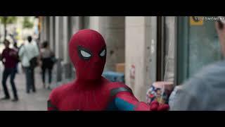 Ты ведь тот чувачок-паук. Фильм: Человек-паук: Возвращение домой
