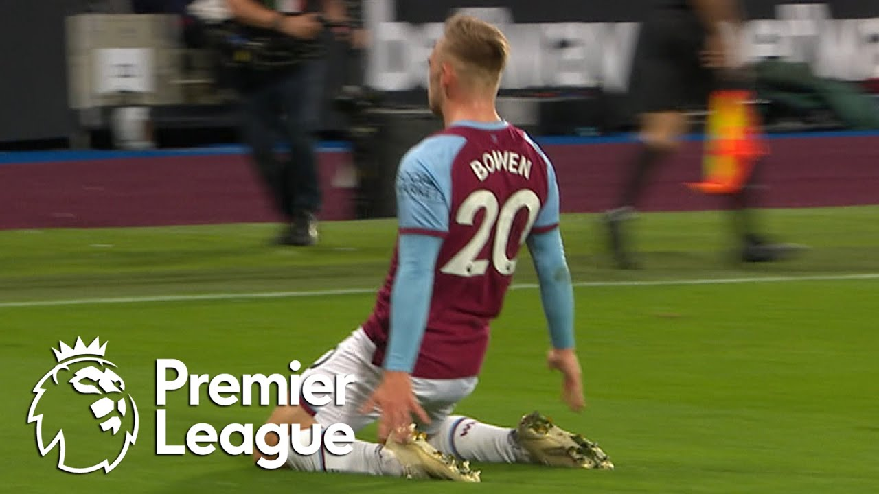 Jarrod Bowen fires West Ham in front of Wolves | Premier League | NBC Sports