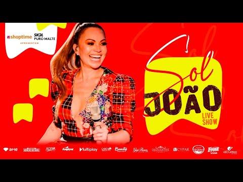 #FiqueEmCasa, Cante #Comigo Sol João Live (Solange Almeida)