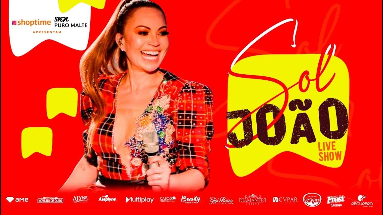 FiqueEmCasa, Cante #Comigo Sol João Live (Solange Almeida) - YouTube